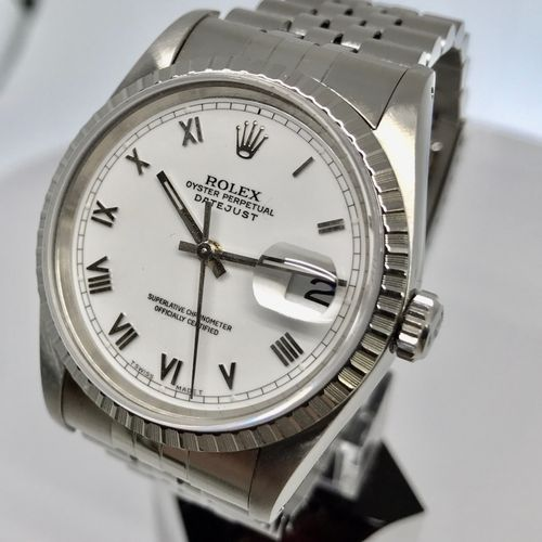 LUXUS Rolex Datejust