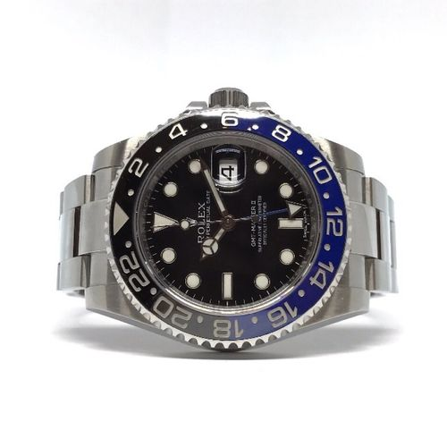 "Rolex GMT Master II ""BATMAN"" Full Set 2016"