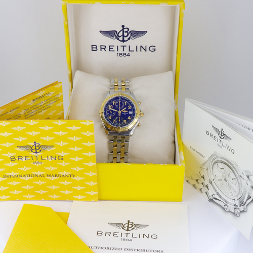 Breitling Chronomat FULL SET