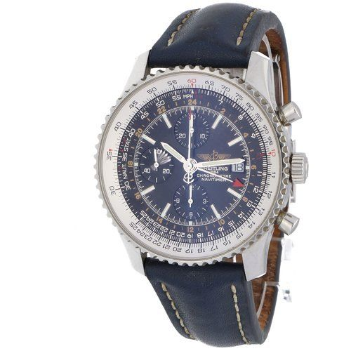 "Breitling Navitimer Chronometer ""World"""
