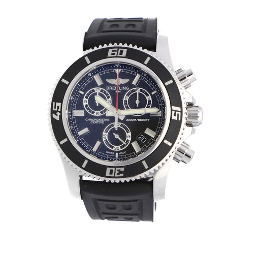Breitling Superocean Chronograph M2000 Full Set