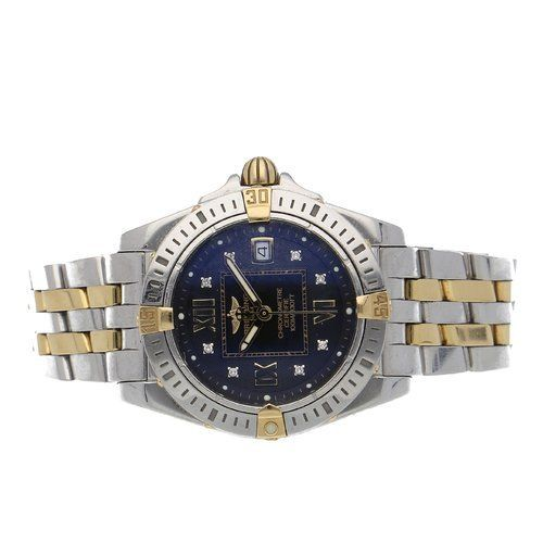 "BREITLING Damenuhr ""Diamonds"""